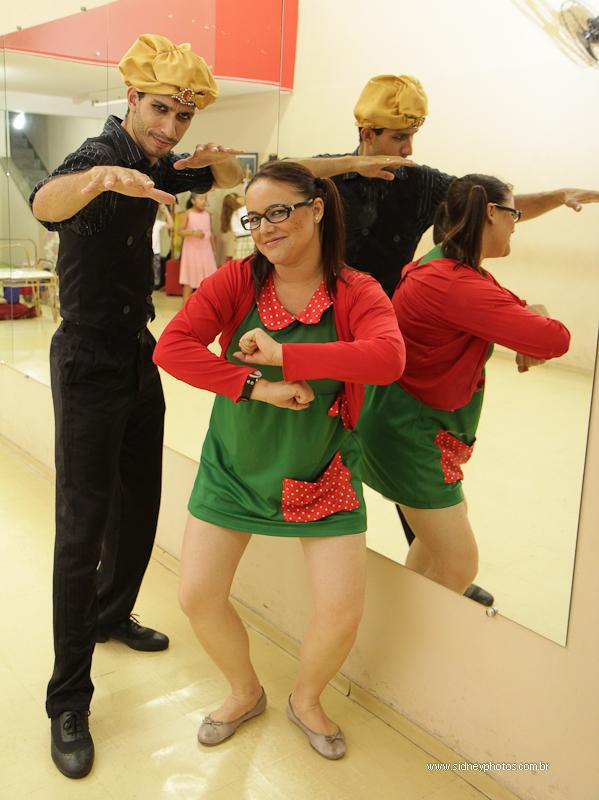 Confraternização Escola de Dança FernandoVasconcelos